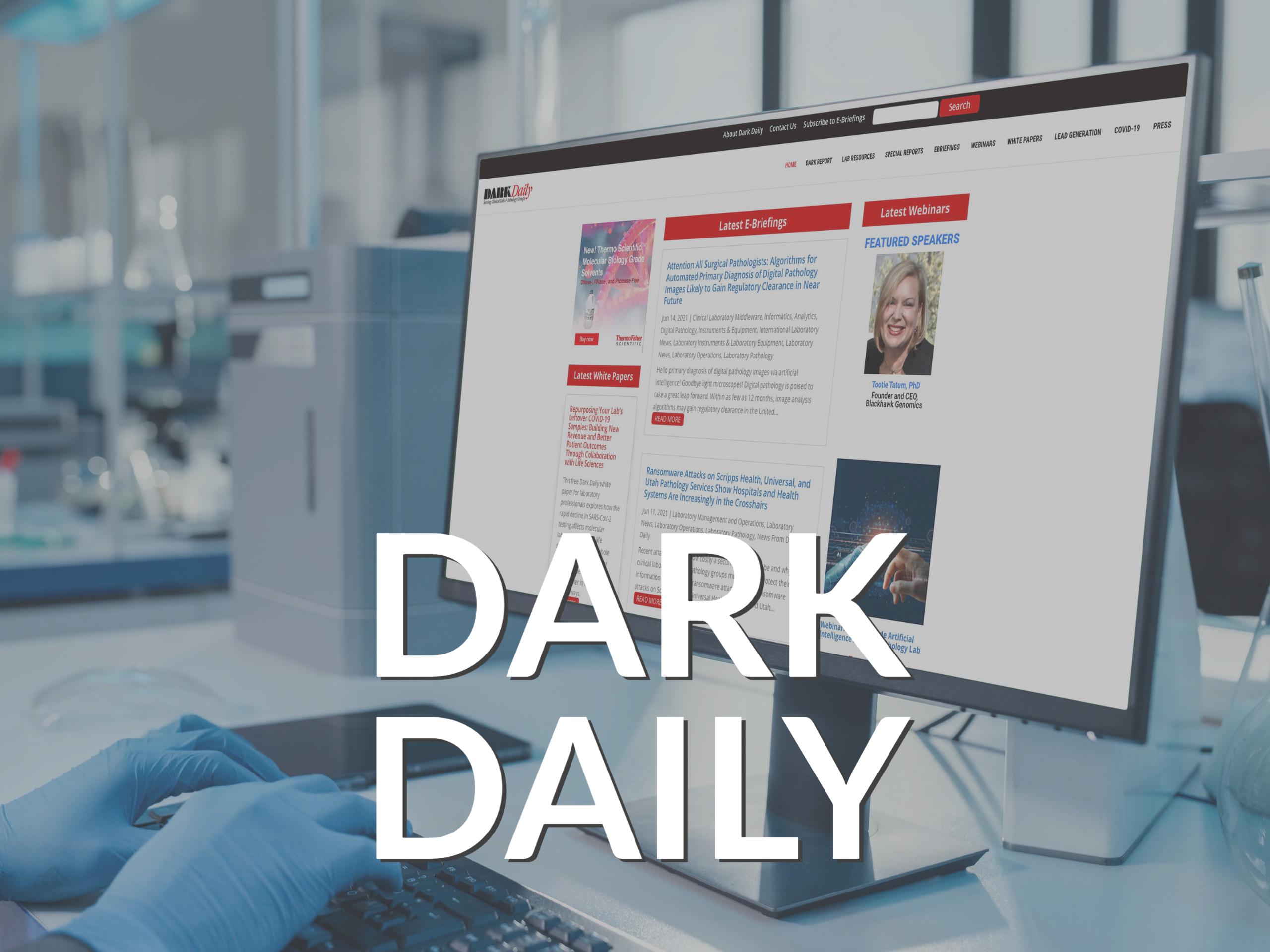 Dark Daily